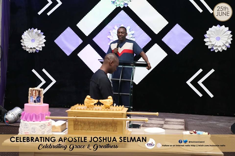 "SBIC CONNECT — Write Ups On ""How I Met Apostle Joshua Selman"